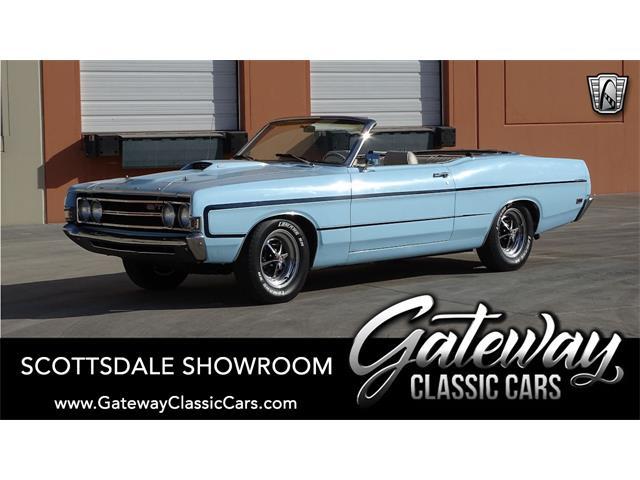 1969 Ford Torino (CC-1454928) for sale in O'Fallon, Illinois