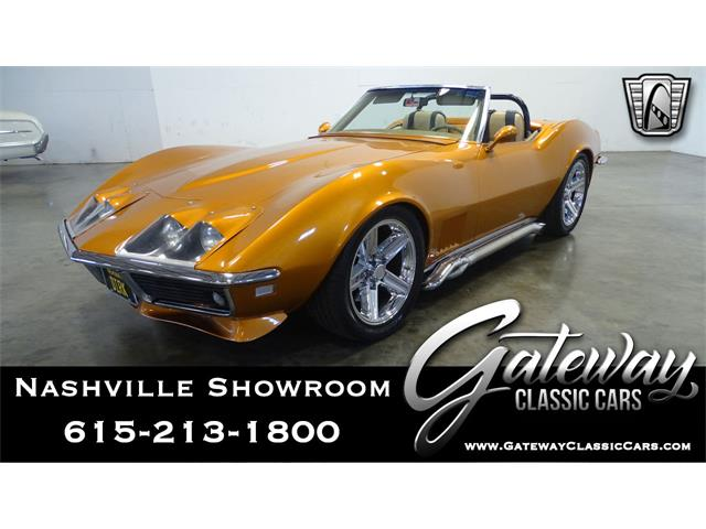 1968 Chevrolet Corvette (CC-1450496) for sale in O'Fallon, Illinois