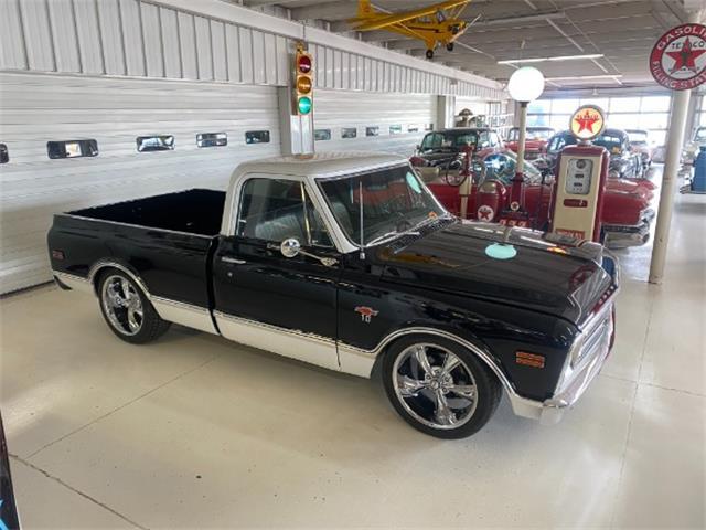 1968 Chevrolet C10 (CC-1454969) for sale in Columbus, Ohio
