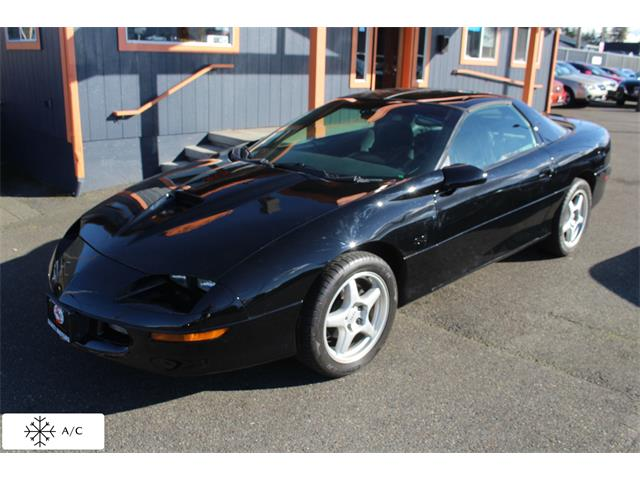 1996 Chevrolet Camaro (CC-1454982) for sale in Tacoma, Washington