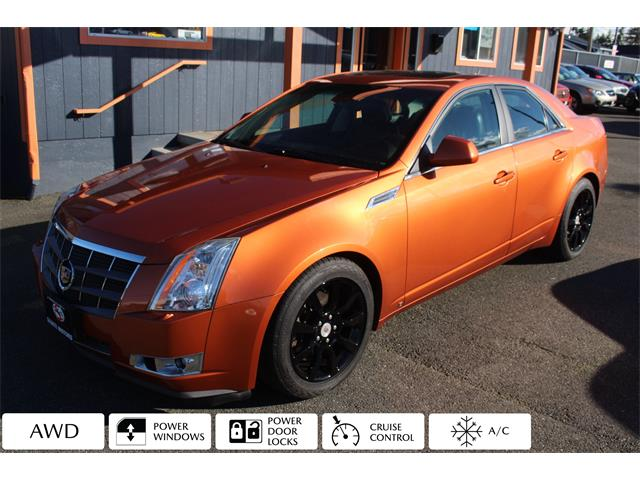 2008 Cadillac CTS (CC-1454983) for sale in Tacoma, Washington