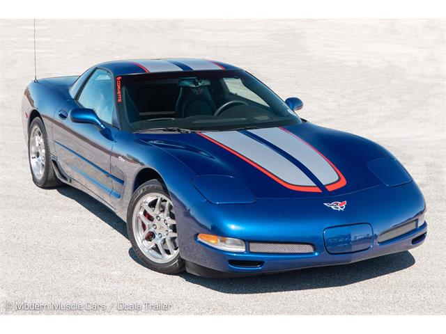 2004 Chevrolet Corvette Z06 (CC-1454990) for sale in Ocala, Florida