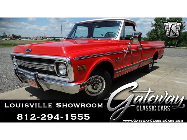 1969 Chevrolet C10 (CC-1450005) for sale in O'Fallon, Illinois