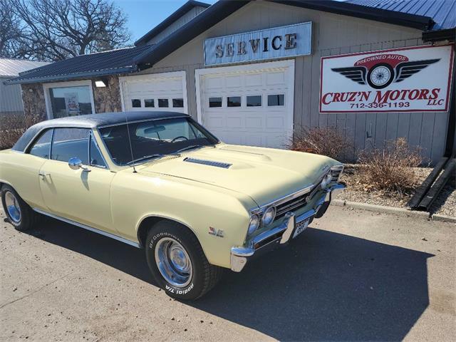 1967 Chevrolet Chevelle (CC-1455013) for sale in Spirit Lake, Iowa