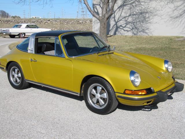 1973 Porsche 911 (CC-1455033) for sale in Omaha, Nebraska