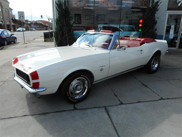 1967 Chevrolet Camaro RS (CC-1455041) for sale in Gilroy, California