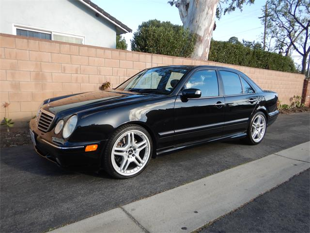 2001 Mercedes-Benz E55 (CC-1455046) for sale in Woodland Hills, United States