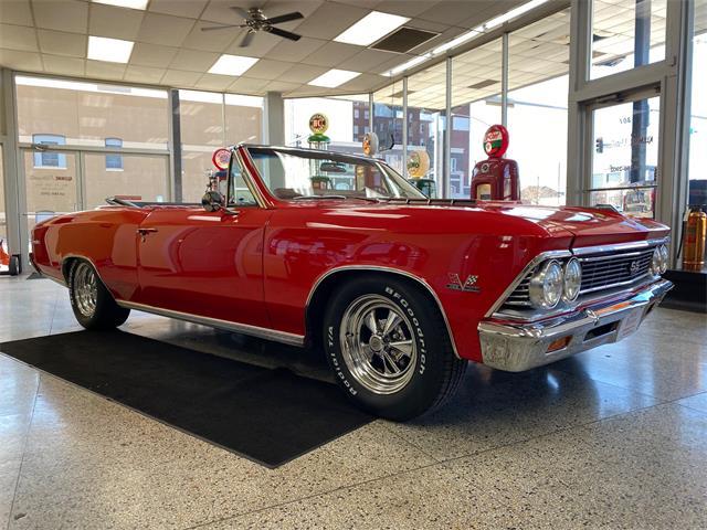 1966 Chevrolet Chevelle SS (CC-1455064) for sale in Davenport, Iowa