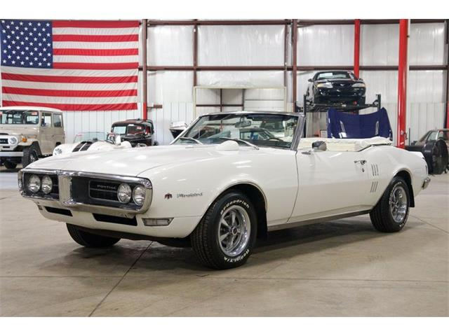 1968 Pontiac Firebird (CC-1455080) for sale in Kentwood, Michigan