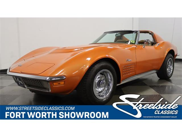 1971 Chevrolet Corvette (CC-1455098) for sale in Ft Worth, Texas