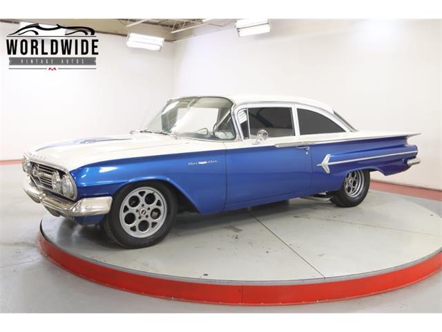 1960 Chevrolet Bel Air (CC-1455101) for sale in Denver , Colorado
