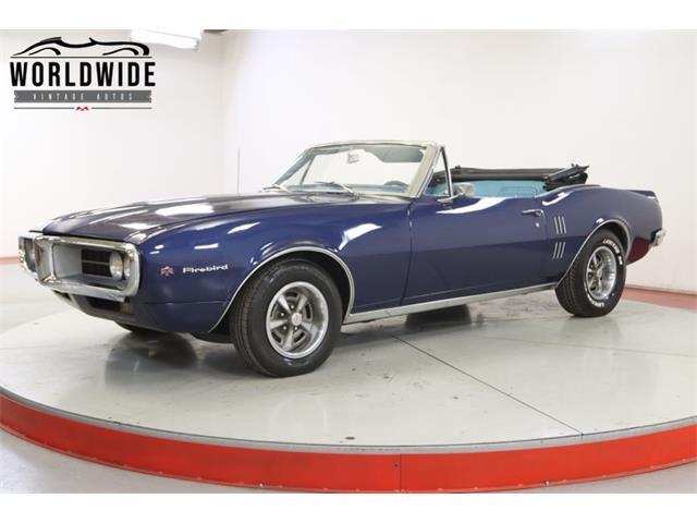 1967 Pontiac Firebird (CC-1455105) for sale in Denver , Colorado