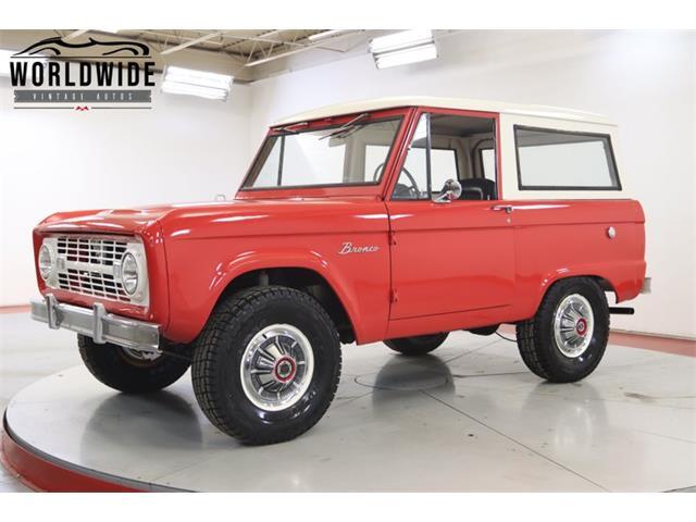 1966 Ford Bronco (CC-1455109) for sale in Denver , Colorado