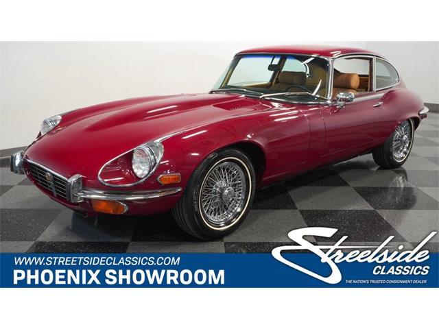 1972 Jaguar XKE (CC-1455113) for sale in Mesa, Arizona