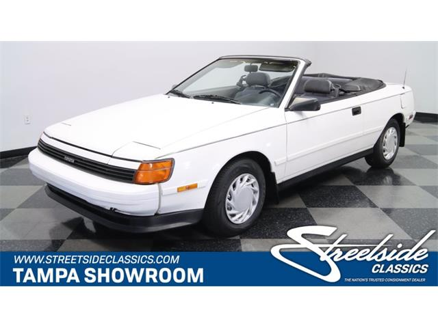 1989 Toyota Celica (CC-1455122) for sale in Lutz, Florida