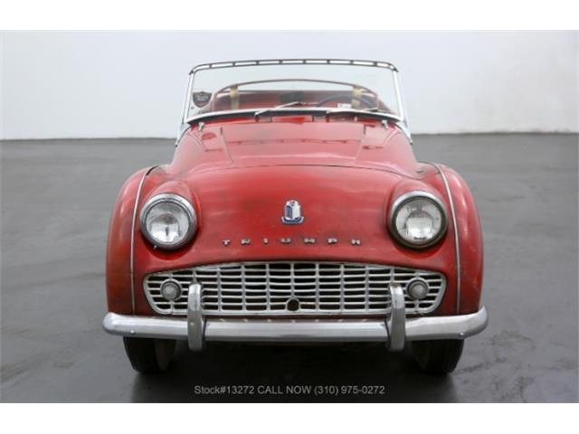 1961 Triumph TR3A (CC-1455136) for sale in Beverly Hills, California