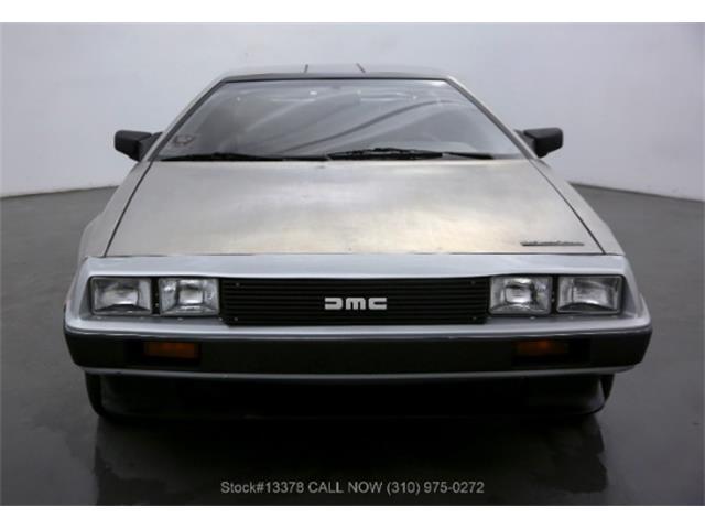 1982 DeLorean DMC-12 (CC-1455146) for sale in Beverly Hills, California