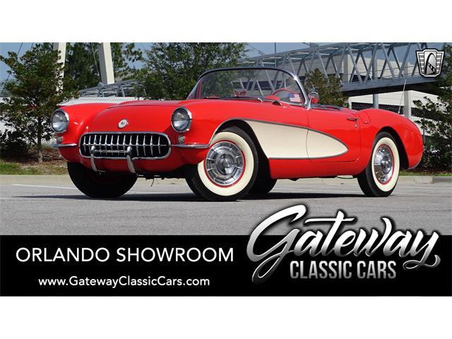 1957 Chevrolet Corvette (CC-1450515) for sale in O'Fallon, Illinois