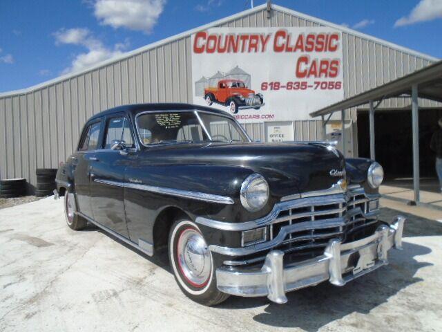 1949 Chrysler Windsor (CC-1455181) for sale in Staunton, Illinois