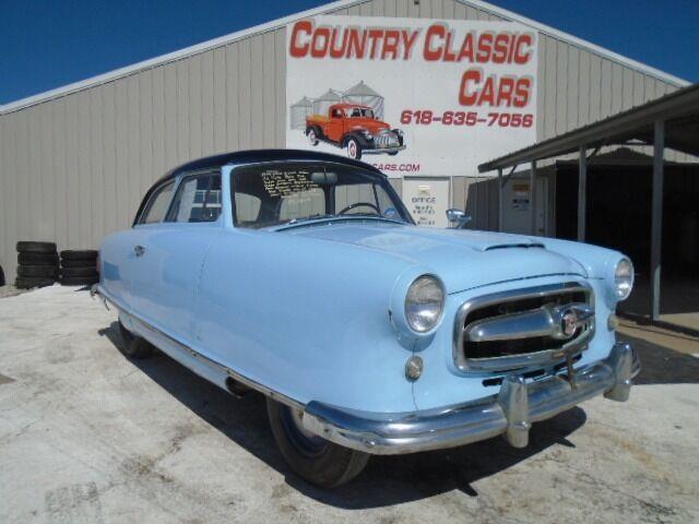 1954 Nash 4-Dr Sedan (CC-1455182) for sale in Staunton, Illinois