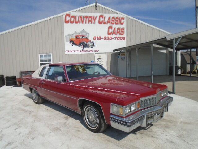 1978 Cadillac DeVille (CC-1455183) for sale in Staunton, Illinois