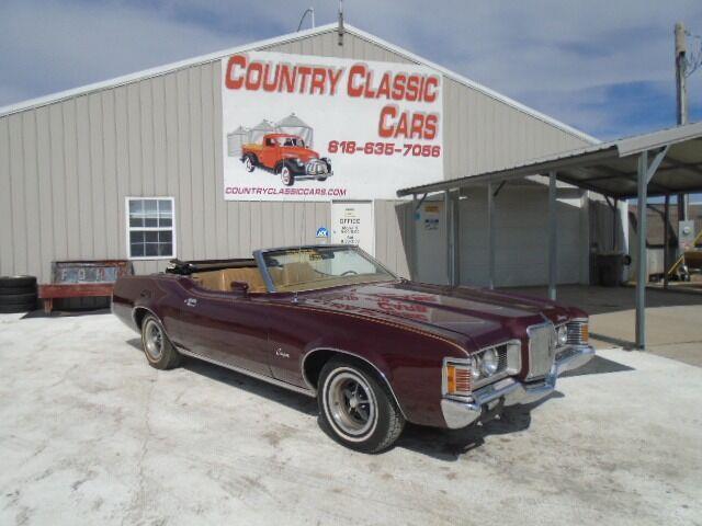 1972 Mercury Cougar (CC-1455188) for sale in Staunton, Illinois