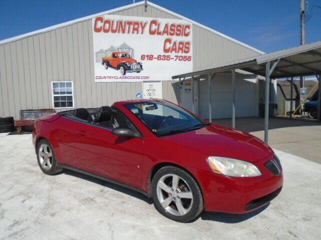 2006 Pontiac G6 (CC-1455189) for sale in Staunton, Illinois