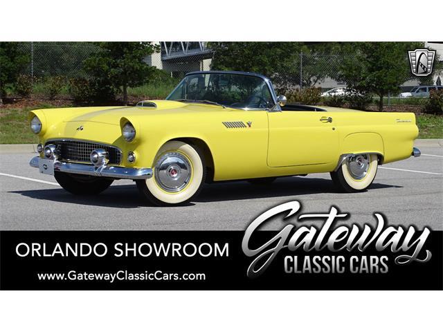 1955 Ford Thunderbird (CC-1450519) for sale in O'Fallon, Illinois