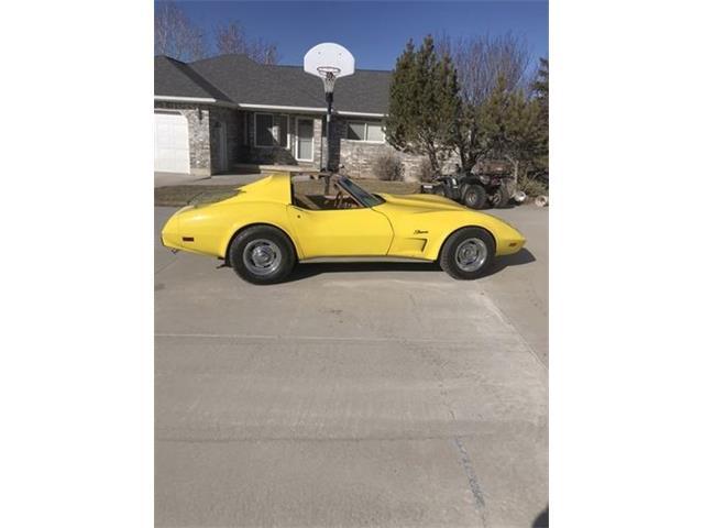 1976 Chevrolet Corvette (CC-1455207) for sale in Cadillac, Michigan