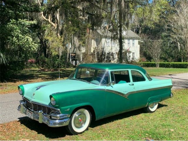 1956 Ford Fairlane (CC-1455210) for sale in Cadillac, Michigan