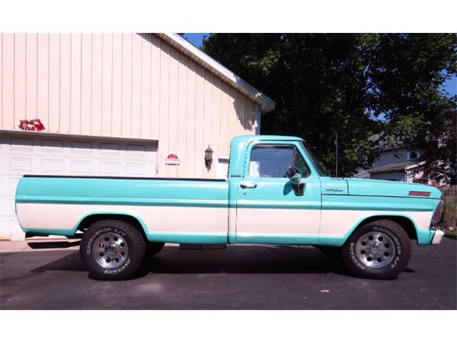 1967 Ford F250 (CC-1455212) for sale in Cadillac, Michigan