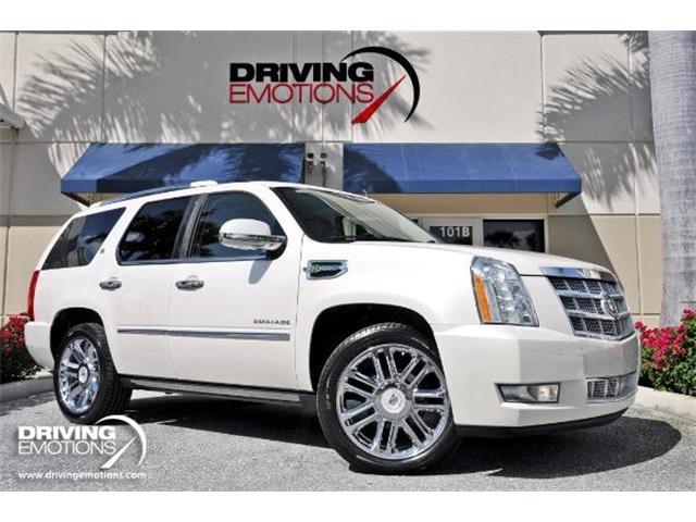 2010 Cadillac Escalade (CC-1455213) for sale in West Palm Beach, Florida