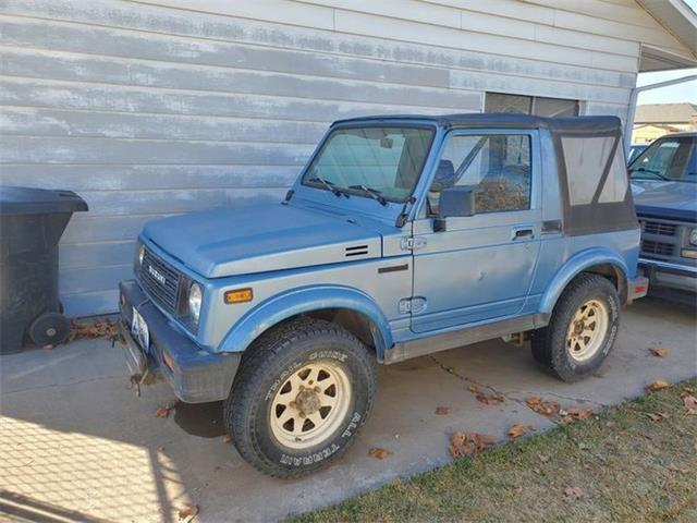 1988 Suzuki Samurai (CC-1455214) for sale in Cadillac, Michigan
