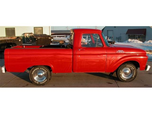 1964 Ford F100 (CC-1455218) for sale in Cadillac, Michigan