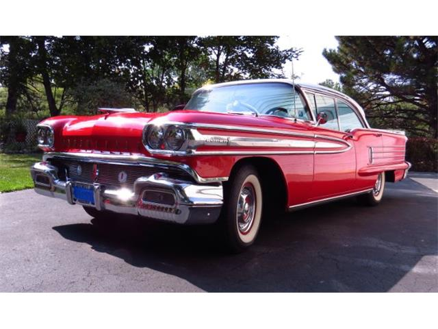 1958 Oldsmobile Super 88 (CC-1455223) for sale in Cadillac, Michigan