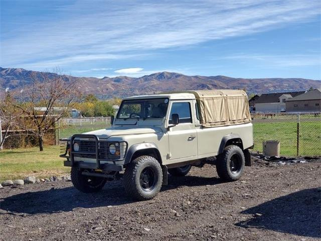 1980 Land Rover Defender (CC-1455229) for sale in Cadillac, Michigan