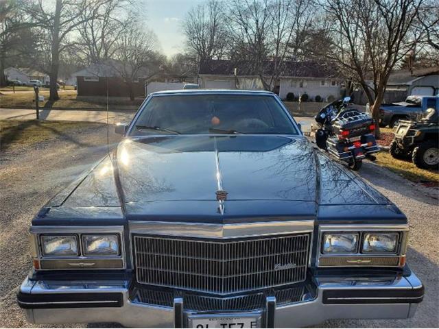 1984 Cadillac DeVille (CC-1455231) for sale in Cadillac, Michigan