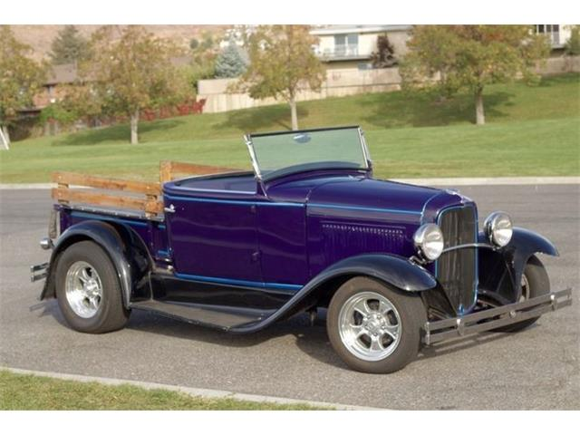 1931 Ford Model A (CC-1455239) for sale in Cadillac, Michigan