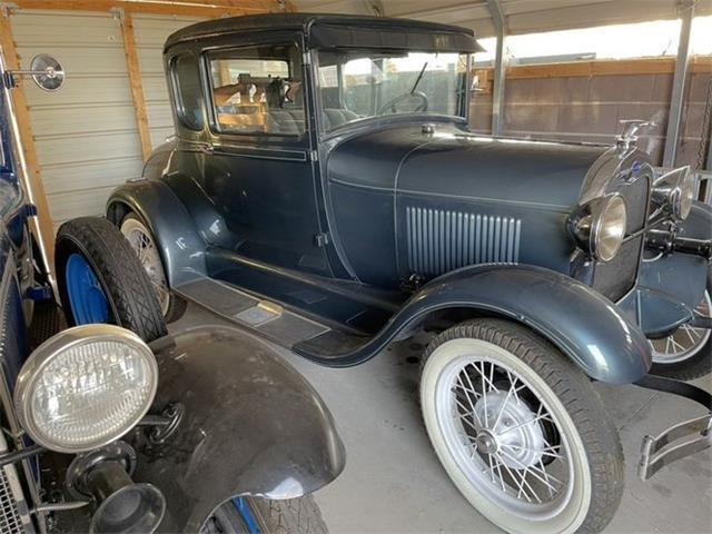 1929 Ford Model A (CC-1455241) for sale in Cadillac, Michigan