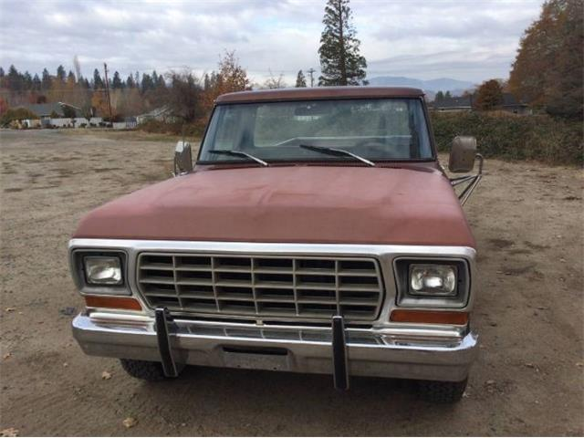 1978 Ford F150 (CC-1455250) for sale in Cadillac, Michigan