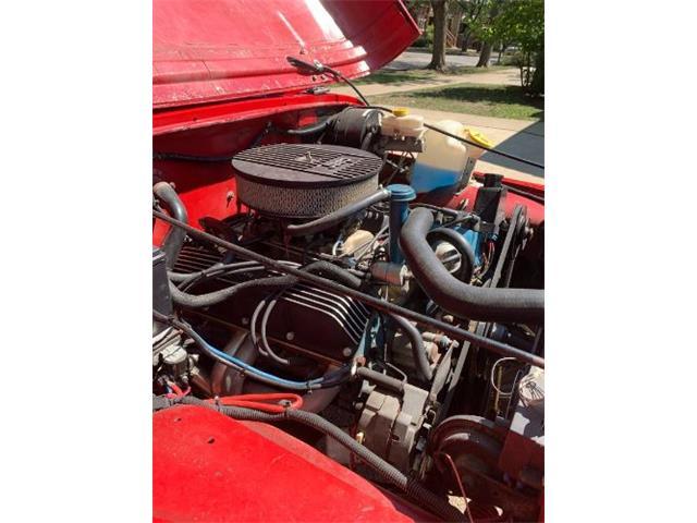 1984 Jeep CJ7 (CC-1455256) for sale in Cadillac, Michigan
