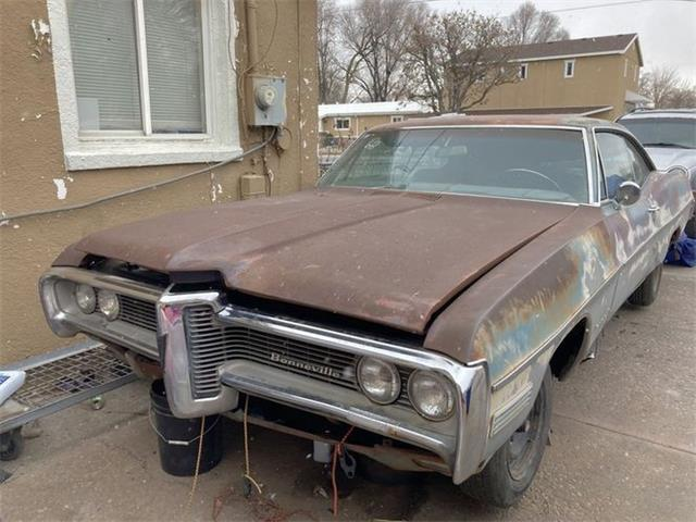1968 Pontiac Bonneville (CC-1455263) for sale in Cadillac, Michigan