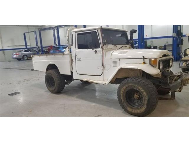1980 Toyota Land Cruiser FJ (CC-1455272) for sale in Cadillac, Michigan