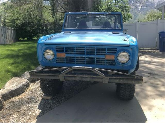1974 Ford Bronco (CC-1455273) for sale in Cadillac, Michigan