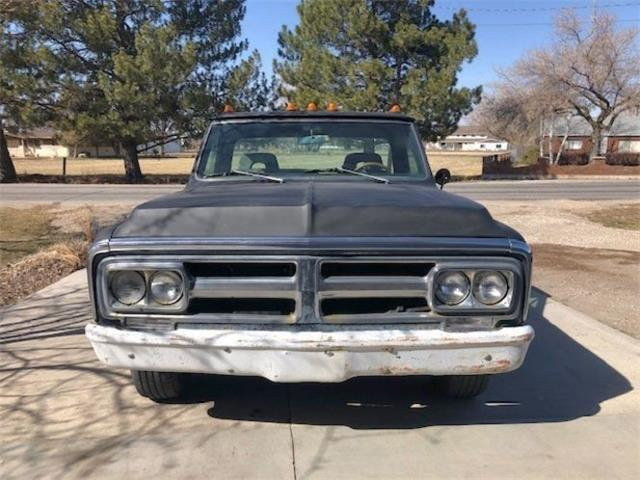 1971 GMC 1500 (CC-1455274) for sale in Cadillac, Michigan