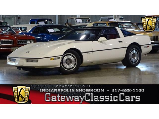 1987 Chevrolet Corvette (CC-1455278) for sale in O'Fallon, Illinois