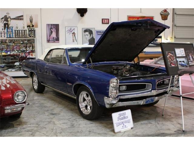 1966 Pontiac GTO (CC-1455280) for sale in Cadillac, Michigan