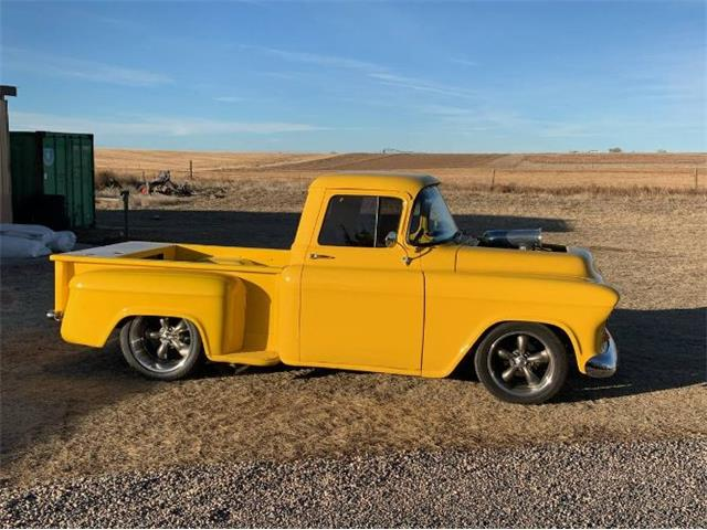 1957 GMC Pickup (CC-1455283) for sale in Cadillac, Michigan