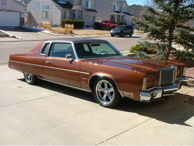 1977 Chrysler New Yorker (CC-1455284) for sale in Cadillac, Michigan