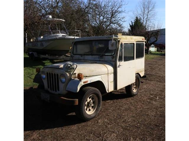 1976 Jeep DJ (CC-1455291) for sale in Cadillac, Michigan